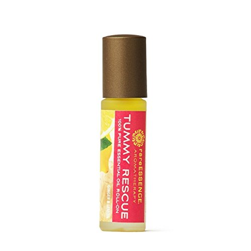 rareEARTH Aromatherapy Roll-On, Tummy Rescue