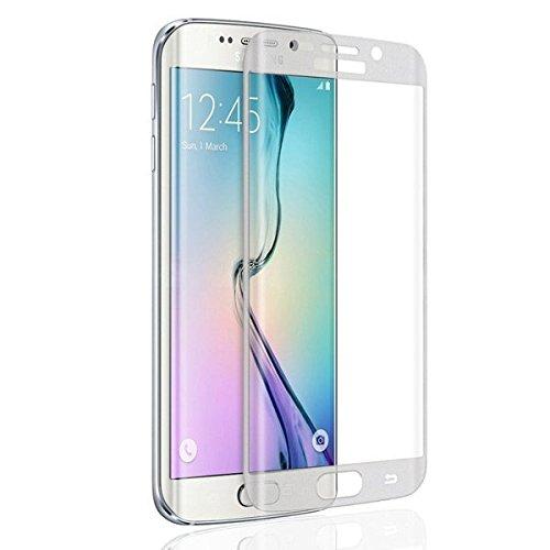 Generic 9H Full Cover Protector de pantalla de cristal templado para Samsung Galaxy S6Edge Plus–transparente