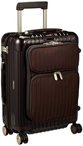 [リモワ] キャリーバッグ SALSA DELUXE HYBRID CABIN 52 MULTI WHEEL 31L 4輪 2-3日 機内持ち込み可 55 cm 4kg Brown [並行輸入品]
