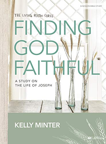 Compare Textbook Prices for Finding God Faithful - Bible Study Book  ISBN 9781535935951 by Minter, Kelly