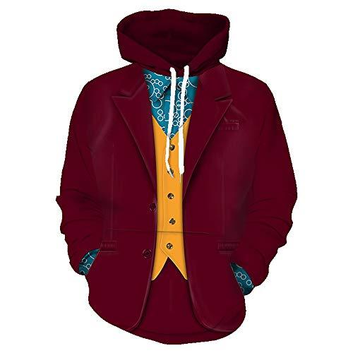 Modello New York Kayhan Originale Uomo Hoodie con Cappuccio Felpa Sweatshirt Giacca S M L XL XXL 2XL