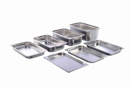GN Behälter Gastronorm 1/1 Edelstahl (200 Millimeter)