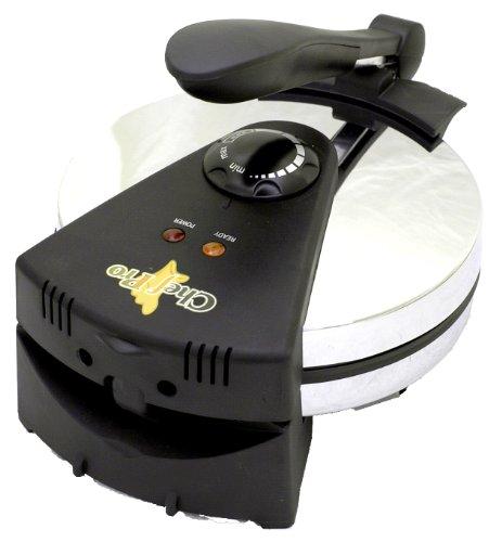 Chef Pro FBM108A 8-Inch Tortilla and Flat Bread Maker