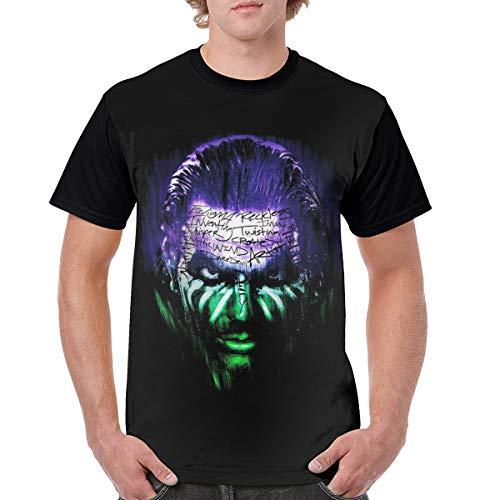 Jeffrey Nero Hardy Shirt Soft Polyester Short Sleeves T Shirt for Men/Women Unisex(XXL)