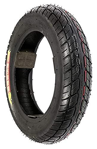 Neumáticos de scooter eléctricos, neumáticos de vacío antideslizantes de 3.50-10 6.5 6.50PR, resistente al desgaste y bajo consumo de energía, adecuado for varias carreteras Neumáticos de scooter eléc
