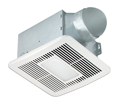 Delta BreezSmart SMT150LED 150 CFM Exhaust Bath Fan with LED...