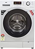 IFB 7.5 Kg 5 Star Fully-Automatic Front Loading Washing Machine (Elite Plus SXR, Silver, O2 Bubble Wash,3D Wash,Aqua Energie, Drum lamp,In-built heater)