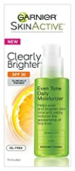 ANTI-AGING MOISTURIZER WITH SPF & VITAMIN C: With gentle, exfoliating Lipo-Hydroxyl Acid (LHA), brightening Vitamin C, & moisturizing Vitamin E this non-greasy face lotion helps reduce the look of sun damage & aging. MOISTURIZER WITH SUNSCREEN: The b...