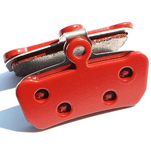 BGGPX 4 Pares de Pastillas de Freno de Bicicleta sinterizadas/aptas para Sram...