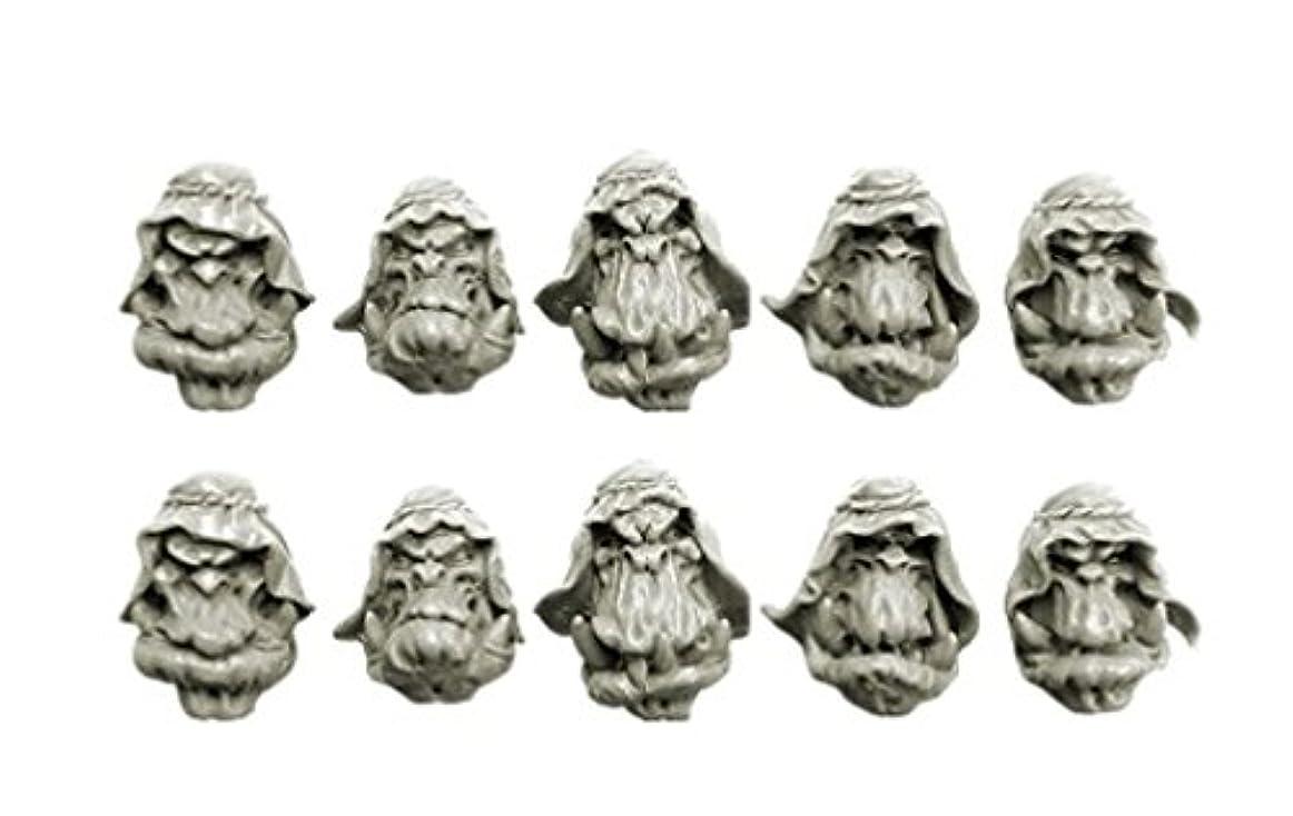 思慮深いマーガレットミッチェル臨検球形のオーク:デザート犬の頭