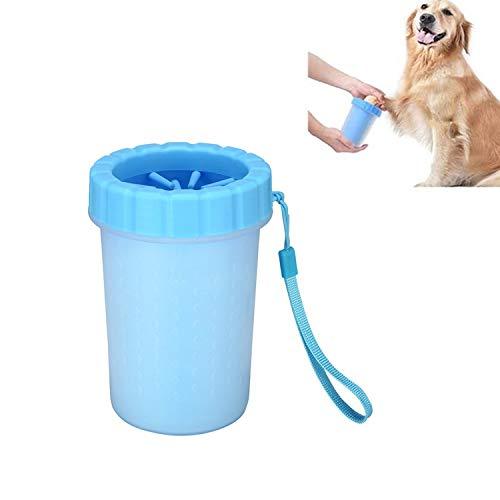 犬 猫 足洗いカップ ペット 足用クリーナー シリコンカップ ペット用 フットクリーナー ブラシカップ 抗菌シリコーン製 安全安心 洗浄力抜群 柔軟 マッサージ効果 取り外し可能 使いやすい 省時間 水切り可能 携帯便利 足の汚れ 犬足拭き