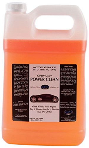 Optimum (PC2008G) Power Clean - 1 Gallon