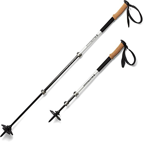 Black Diamond 793661307143 Alpine Trekking Poles, One Size, Carbon Cork