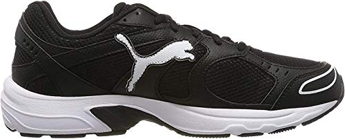 PUMA Axis, Zapatillas Unisex-Adulto, Negro Black White, 40 EU