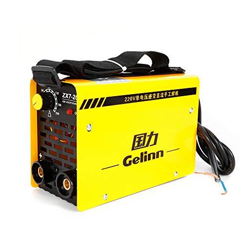 Dispositivo de soldadura de electrodos, dispositivo de soldadura inversor de electrodos, dispositivo...
