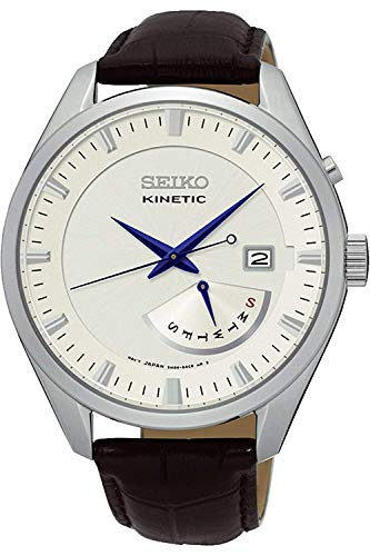 SEIKO SRN071P1 Reloj Kinetic Kinetic Retrograde para Hombre Japón