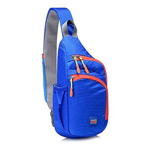 NOERTYB Mochila Bolsas De Pecho De Crossbody para Mujer Bottle Bottle Bagpack Femenino Multifuncional Bolsa De Viaje Phone Bag