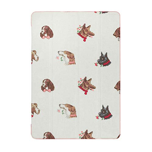 Cath Kidston large tablet hard case for iPad Pro 10.5' (Dog portraits)