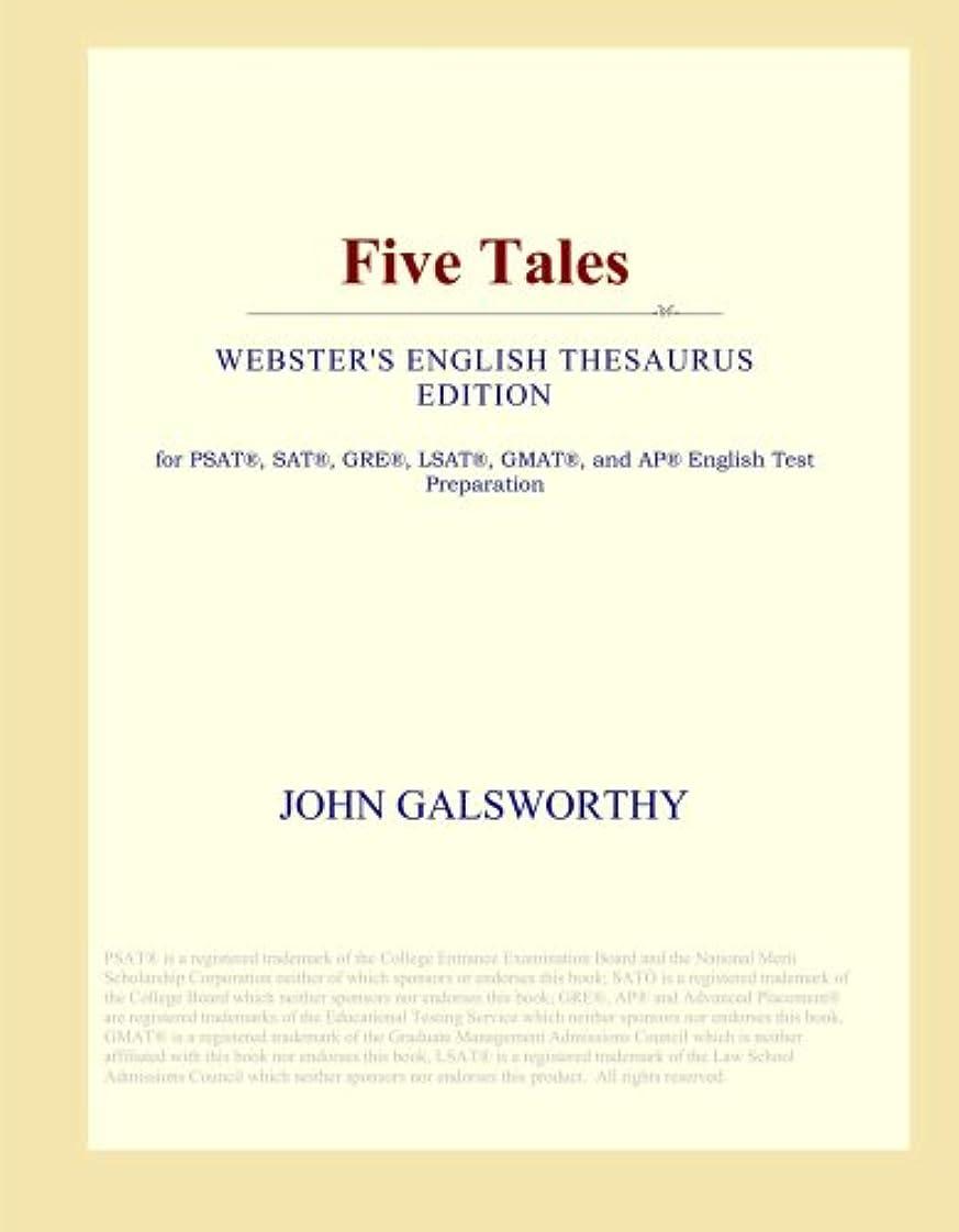 ご注意ダイヤモンド直径Five Tales (Webster's English Thesaurus Edition)