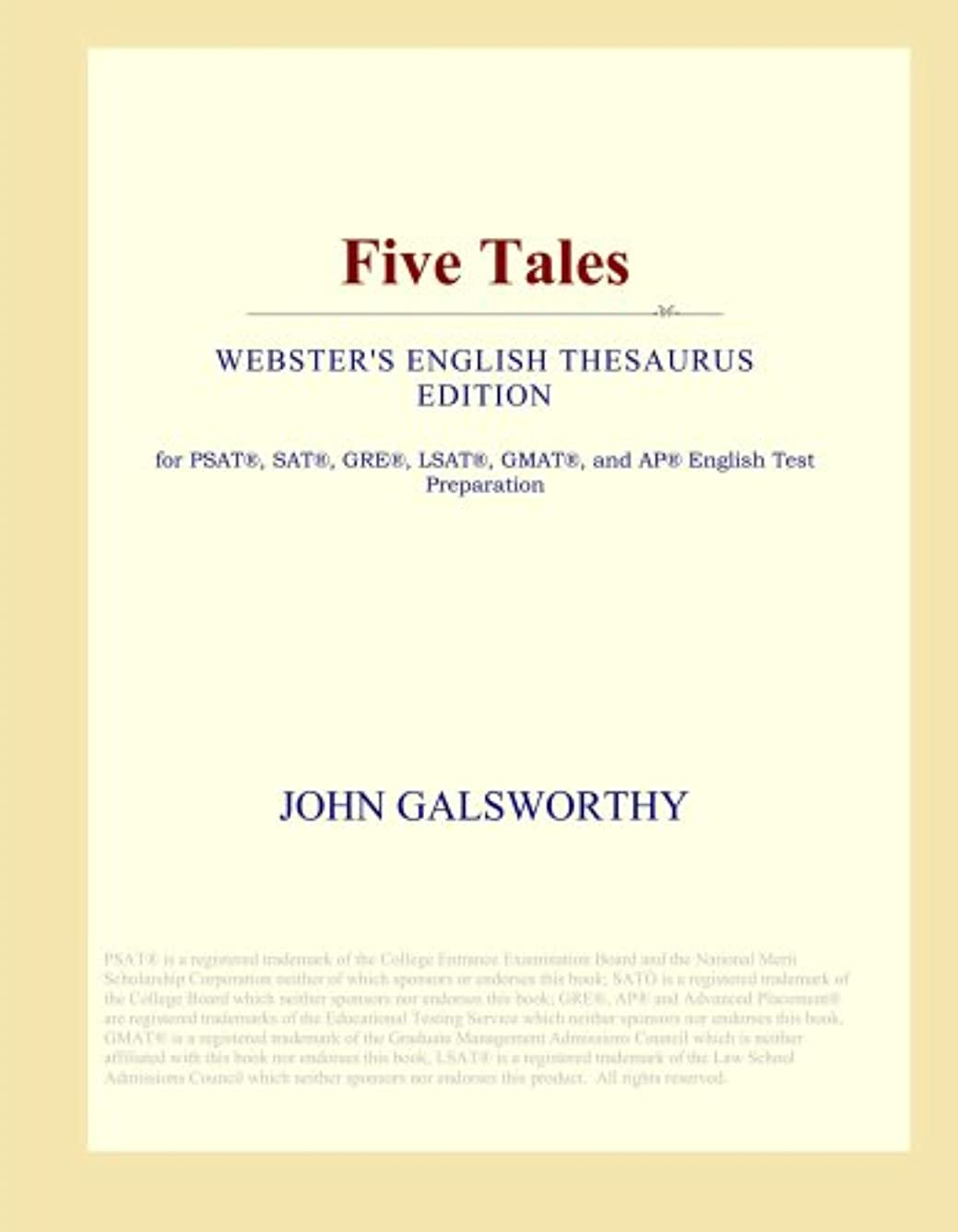 裁判官悪性腫瘍それぞれFive Tales (Webster's English Thesaurus Edition)