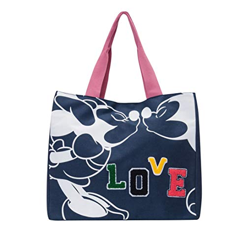 CODELLO Shopper mit Minnie und Mickey Mouse