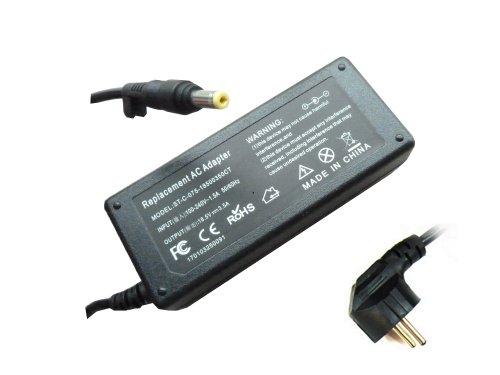 Troy-Netzteil für Compaq Armada E500 18,5V-3,5A 4,8mm