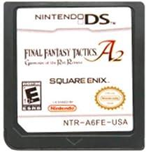 Final Fantasy Tactics A2 Grimoire of the Rift DS Game Card For Nintendo DSL DSI DS 3DS XL 2DS