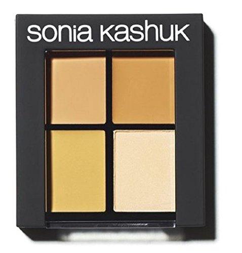 Concealer Palette Medium 08 Hidden Agenda Sonia Kashuk Cosmetic Makeup Pressed Powder