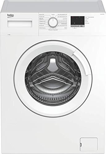 Beko WML61223N1 Waschmaschine/ 1200 U/min/ 6 kg/nur 44 cm tief - platzsparend