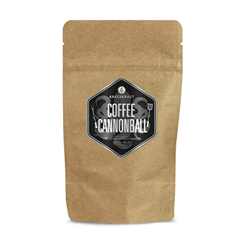 Ankerkraut Coffee Cannonball, BBQ Rub...