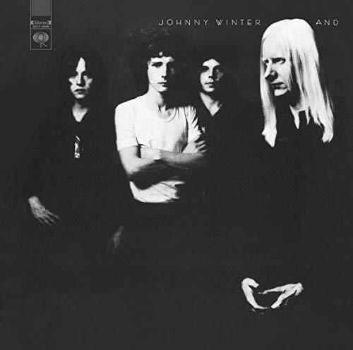 ジョニー・ウィンター・アンド(期間生産限定盤) - ジョニー・ウィンター