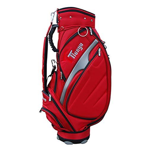 Golf Stand Bag Frauen Golf Bag wasserdicht langlebig Männer Golf Carry Bag große Kapazität Golf Cart Taschen leichte Golf Travel Case