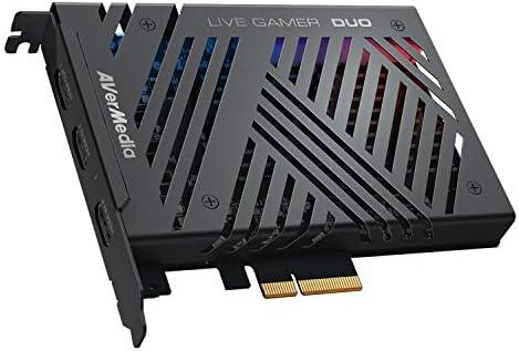 AVerMedia Live Gamer Duo Dual HDMI 1080p Video Capture Card GC570D product image