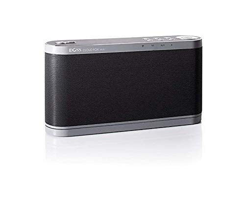 DOSS Multiroom Lautsprecher Streamen von Musik Li-lon Akku Docking Station NEU