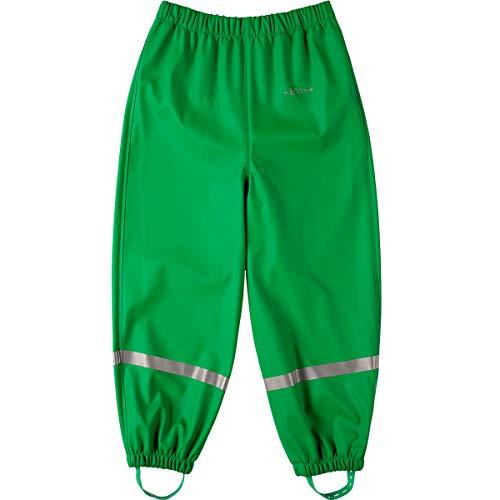 BMS Regenbundhose, wasserdicht für Kinder in Grün Größe 116