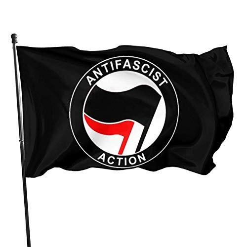 Kxxhvk Flagge Anti-FA Garten Banner Flagge Haltbarkeit und Beständigkeit gegen Verblassen, 3X5 Fuß, ideal perfekt für den Außenbereich