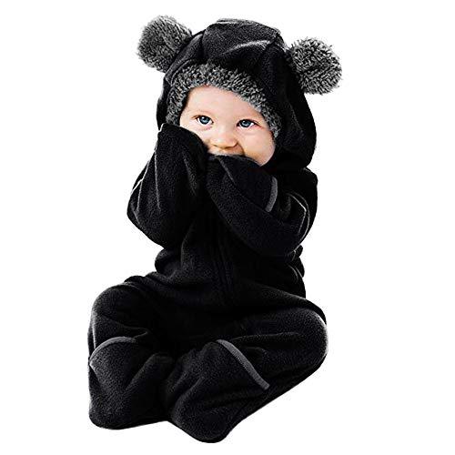 Manteaux bébé, YUYOUG Combinaison Oreilles à Capuche pour...