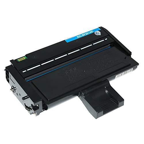 Logic-Seek® Toner kompatibel für Ricoh SP-201 SP-203 S SP-204 SN SP-210 SP-211 SF SU SP-212 SP-213 W NW SFNW SFW SNW SUW - 407255 - Schwarz 1.500 Seiten