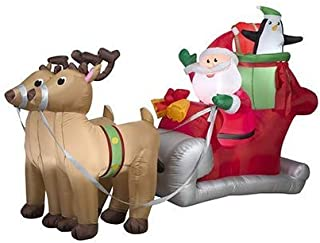 Best small inflatable reindeer Reviews