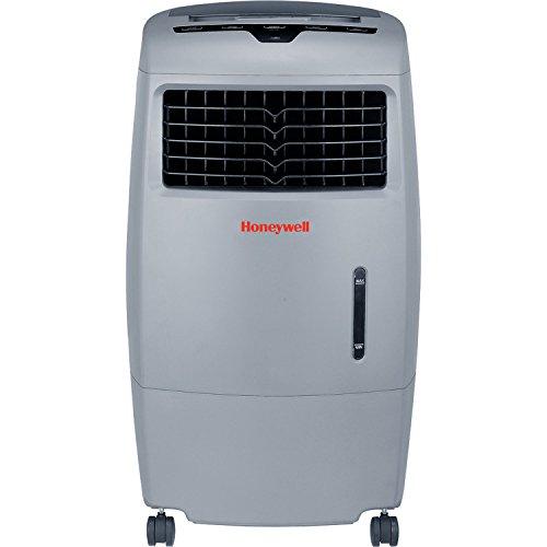 Honeywell 52 Pint Indoor/Outdoor Portable Evaporative Air Cooler - Gray