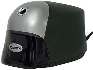 Bostitch QuietSharp Executive Electric Pencil Sharpener, Black (EPS8HD-BLK)