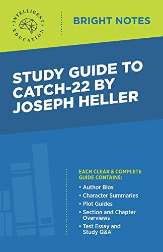 Study Guide to Catch-22 by Joseph Heller