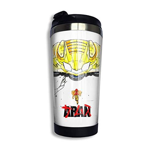 gaoyou BB-Aran Kaffee Reisebecher Tasse Edelstahl Vakuumisolierter Becher 13,5 Unzen