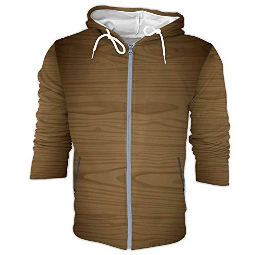 C COABALLA Wooden Abstract Backgrounds Illustration Australia,Women's Fashionable Softshell Jacket Wood - Material M