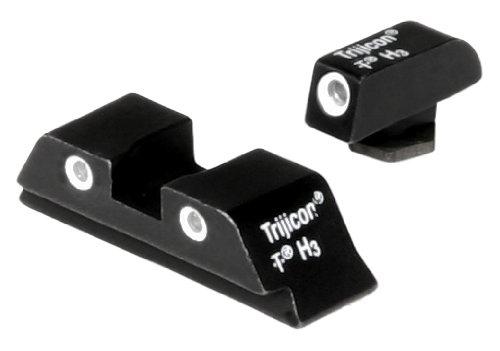 Trijicon GL01 Bright & Tough Night Sight Set for Glock Pistols