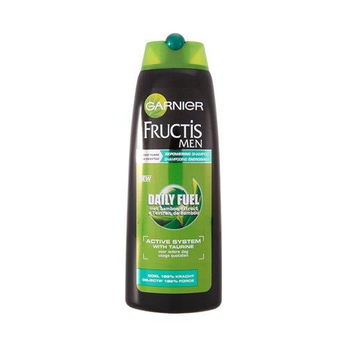 Shampoo Per Capelli Normali Fructis Man Daily Fuel Garnier