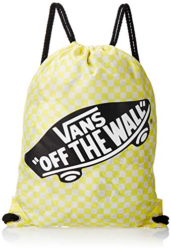 Vans BENCHED Bag Lemon Tonic Checkerboard,One Size