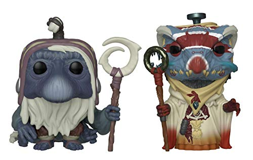 Funko The Dark Crystal Figures Set Wanderer y Heretic Pop Vinyl