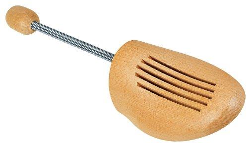 nico - Spiral Schuhspanner Buche - Schuhspanner - Erhält die Passform. Nimmt die Feuchtigkeit. Aus hochwertigem Buchenholz.
