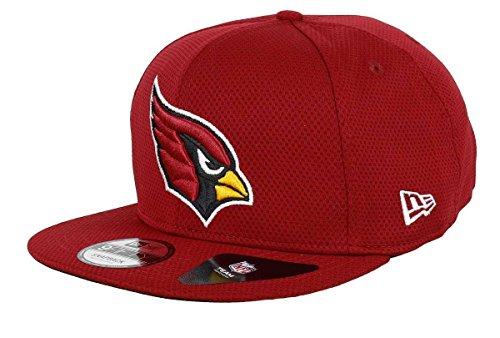 New Era Arizona Cardinals 9fifty Snapback - Malla de entrenamiento (talla M,...